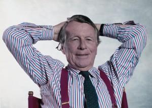 David Mackenzie Ogilvy, CBE